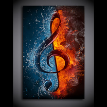 Music Canvas Art