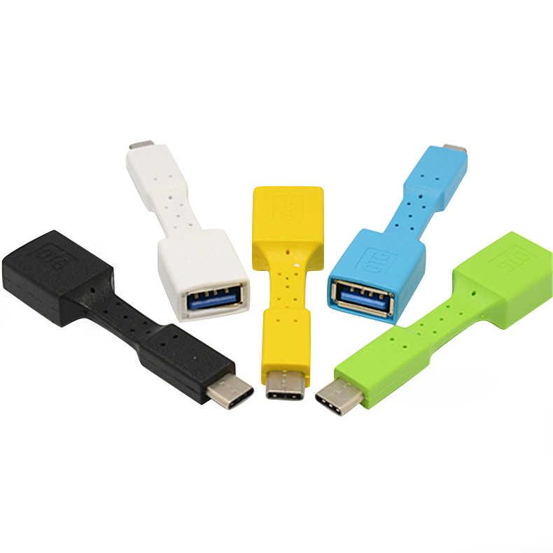 أدنى سعر USB-C 3.1 نوع C الذكور إلى USB 3.0 مهائي كابلات وتغ مزامنة بيانات شاحن كابل شحن لهواتف سامسونج الهاتف المحمول محول