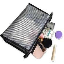 Large Capacity Fashion Cosmetic Bag Women Make Up Bag Travel Waterproof Portable Makeup Bag Travel Toiletry Kits Necessaire недорого