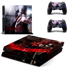 Game Devil May Cry PS4 Skin Sticker