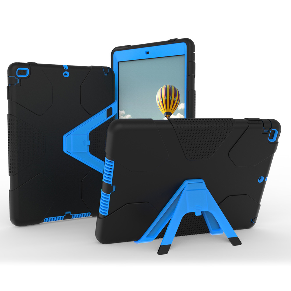 Tablet Case for iPad mini 1/2/3 Case Heavy Duty Shockproof YoGee Protective Shell for Apple iPad PC Silicone Hard Shell