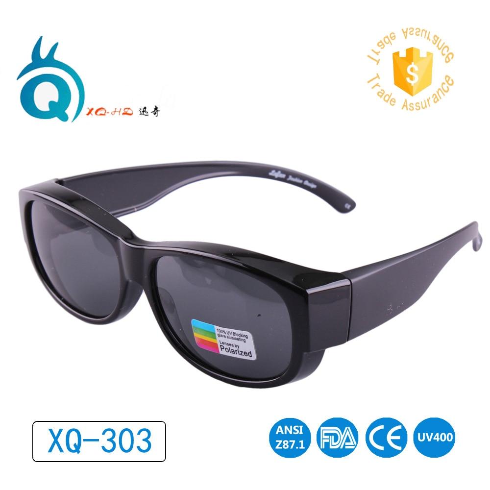 2f9b65ce2 Óculos para Esportes ao ar Tampas de Lente Caber sobre Óculos Livre  Polarizada Óculos de Sol Desgaste sobre Prescrição. Óculos de Pesca