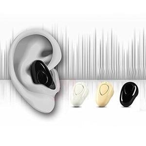 Image 3 - MEUYAG 新ワイヤレス Bluetooth イヤホン S520 ミニスポーツヘッドセットステレオ見えないインナーイヤー型イヤホン用マイクと iphone XR × 8 7
