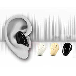 Image 3 - MEUYAG New Wireless Bluetooth Earphone S520 Mini Sport Headset Stereo Invisible Earbud Earphone With Mic For iphone XR X 8 7