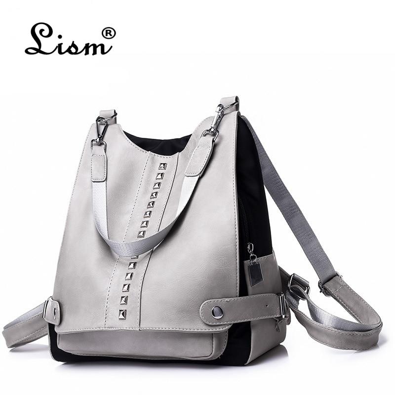 df47504c5f10 Для женщин рюкзаки школьные рюкзаки pu женские маленькие школьные сумки  Женский рюкзак для девочек-подростков Bagpack Sac Dos мини Back Pack