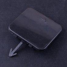 Неокрашенный передний бампер Буксировочный Крюк Глаз Крышка Накладка подходит для BMW E39 525i 528i 530i 540 1997-2003 51118212527