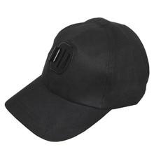 Kaliou na zewnątrz słońce kapelusz czapka z daszkiem czapka z daszkiem uchwyt na uchwyt na GoPro 6 5 4 3 2 1 SJCAM SJ4000 SJ5000 kamer akcji akcesoria