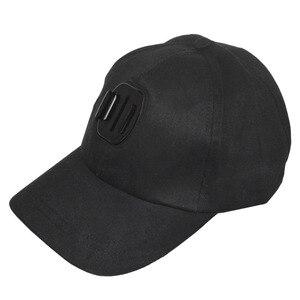Image 1 - Soporte para gorra de béisbol para exteriores Kaliou para GoPro 6 5 4 3 2 1 SJCAM SJ4000 SJ5000 accesorios para Cámara de Acción