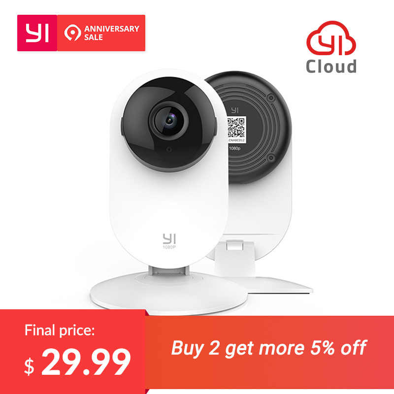 Detail Feedback Questions about YI Home Camera 1080p Wireless IP