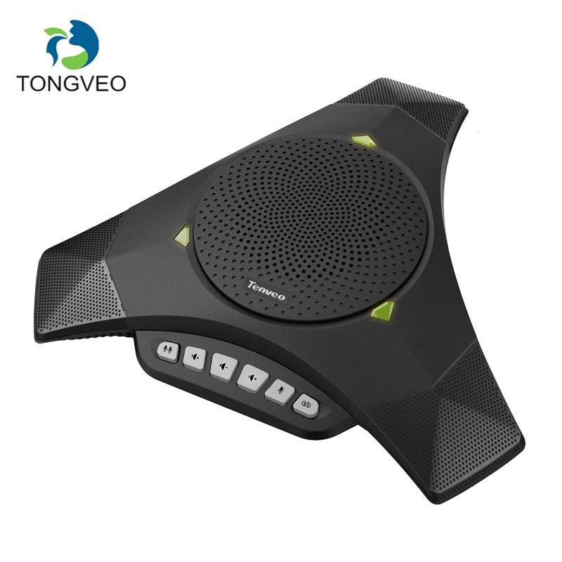 TONGVEO A800 6M Voice Pickup Businese Conference Call Speaker Music Speaker Professional Unified Communicaton Speakerphone
