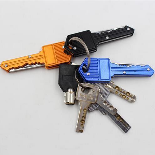 CS COLD Barevný ochranný klíč skládací nůž klíč kapesní - Ruční nářadí - Fotografie 4