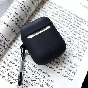 Image 5 - 용 에어팟 케이스 소년 농구 소프트 실리콘 이어폰 애플 에어팟 2 보호 커버 Funda 손가락 링 스트랩