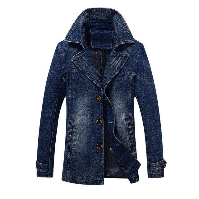 Jeansjacke blau farben