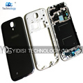 1set Original For Samsung Galaxy S4 i9500 Full Housing Cover Front Frame + Middle Chassis Battery Door Replacement Parts