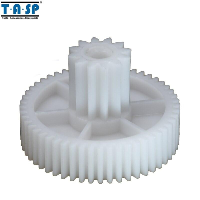 1 قطعة قطع غيار والعتاد ل مفرمة اللحم البلاستيك المفرمة عجلة MYW-07V ل مولينكس MS014 تيفال TF007 T-fal أجهزة المطبخ