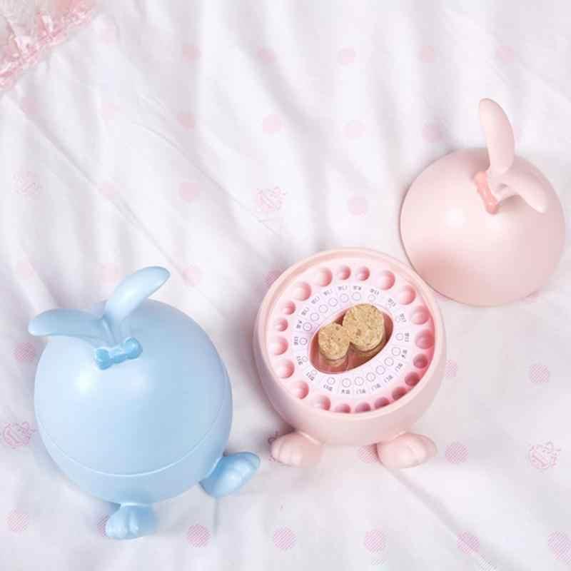 Детская децидная коробка, Детская коробка для хранения зубов, сувенирная игрушка для волос, подарок для новорожденных