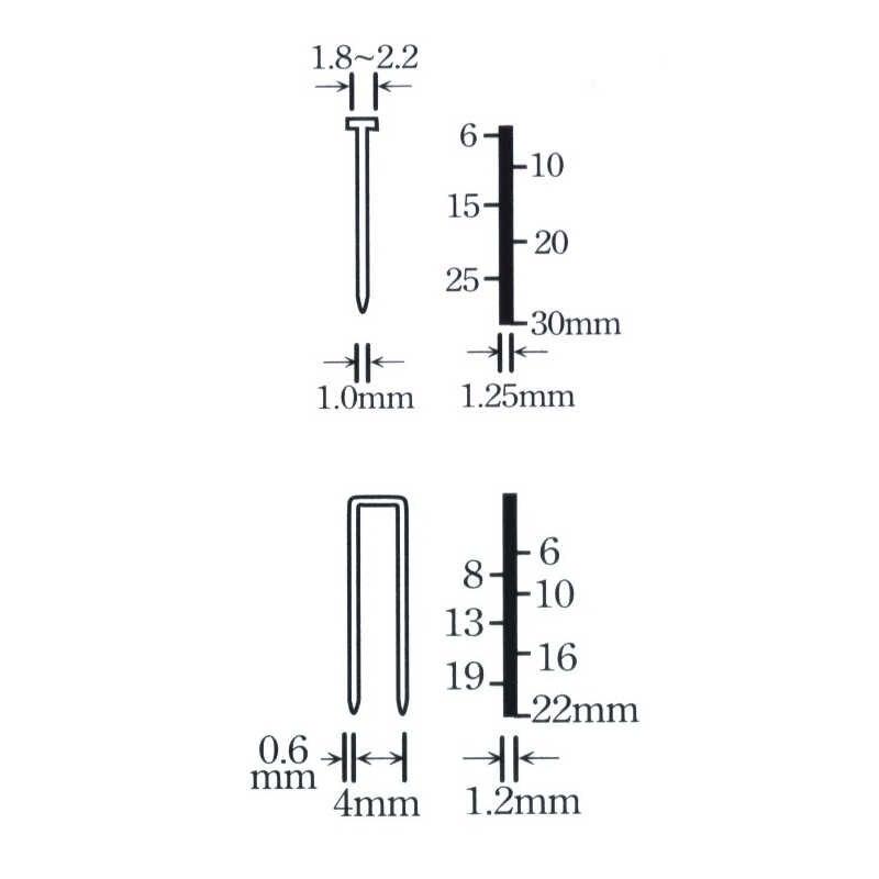 2 In 1 Framing Tacker Elektrische Nagels Nietpistool 220 v Elektrisch Gereedschap Elektrische Nietmachine Gun Met 600 stks nagels