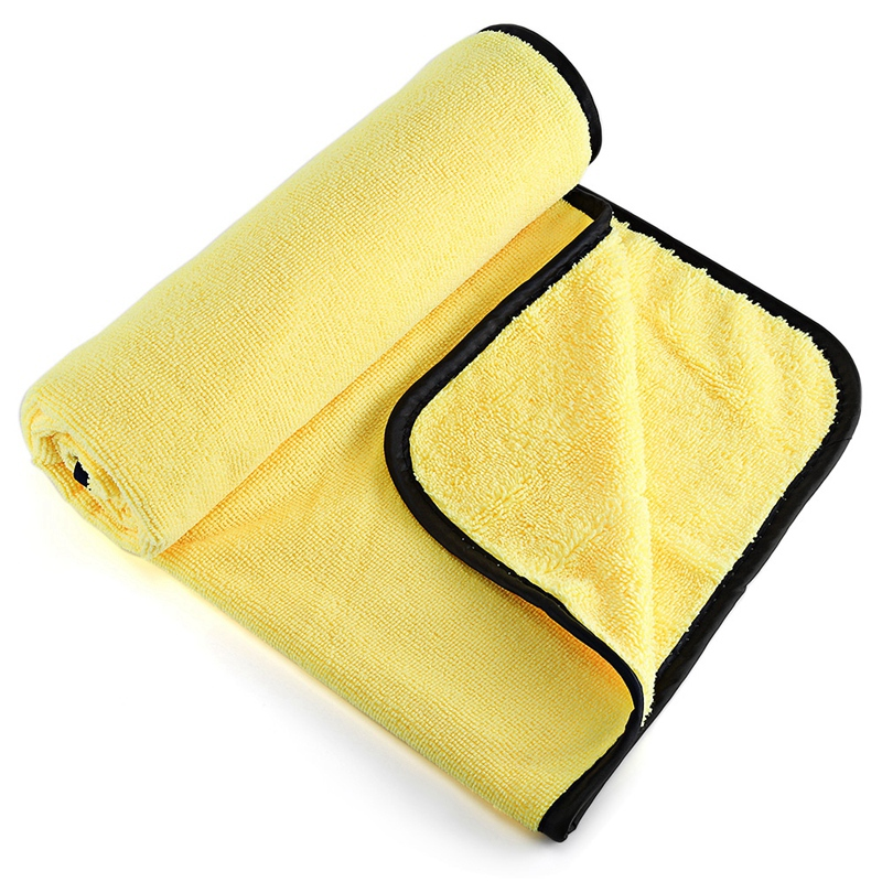 Super Absorbent Car Wash Microfiber Towel Car Cleaning Drying Cloth Extra Large Size 92x56 Cm Drying Towel Car Care