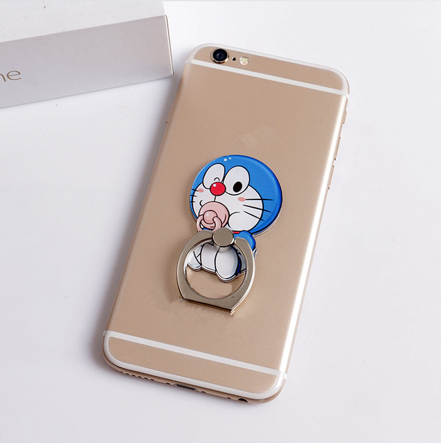 Babies Finger Ring Smartphone Holder 3