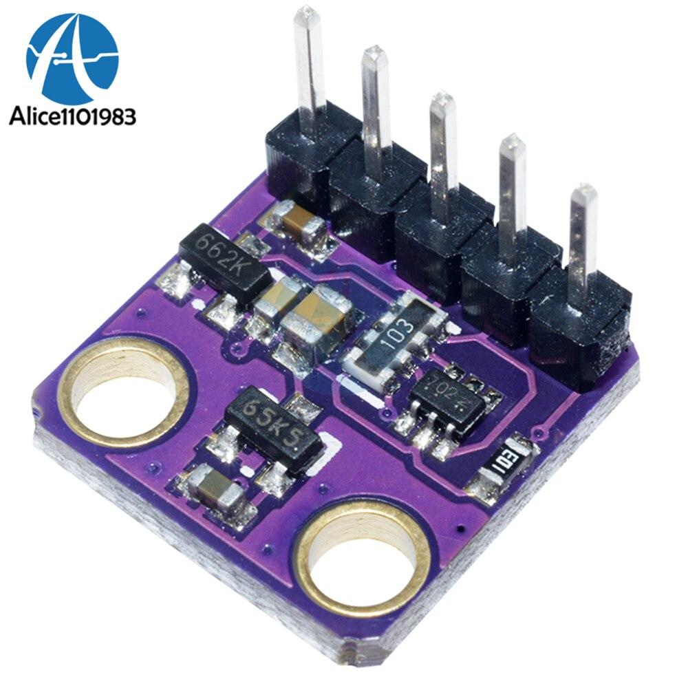 Max30102 Low Power Hartslag Klik Sensor Breakout Board Module Voor Arduino Pulsoxymetrie Oplossing Spo2 Vervangen Max30100
