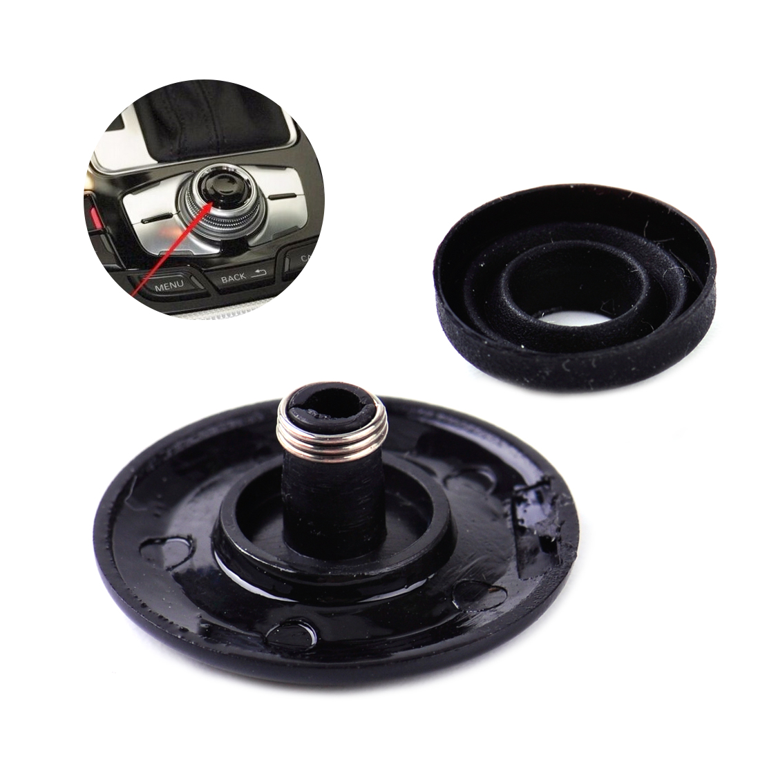 US $5 27 12% OFF|beler MMI Knob Joystick Button Repair Kit 8K0998068  8K0998068A for Audi A4 A5 Q5 Q7 S4 2013 2014 2015 A6 S6 2008 2009 2010  2011-in