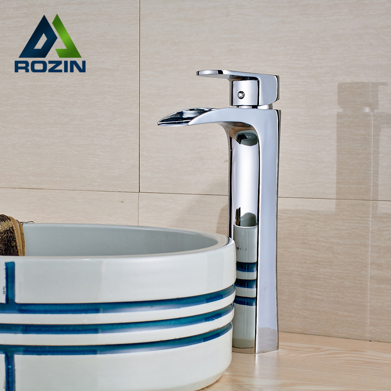 Contemporary Chrome Finish Bathroom Basin Faucet With Hot And Cold Water Water Countertop Washbasin Mixer Taps hot sale chrome finish with diamond toilet paper holder lavatory wc roll tissue porte papier bathroom basin accessories