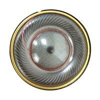 40MM 16 ohm Heavy Bass Headphone Speakers Composited Metal Diaphragm Loudspeaker Dynamic HiFi N42 Driver unit 2pcs