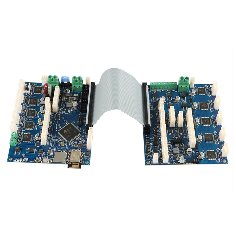 3D Printer Accessories Duet 2 1 04 Motherboard Control Board Duet X5 Expansion Board Cnc Engraving Master in 3D Printer Parts Accessories from Computer Office