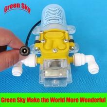 4L/Min 30W water purifier pump 12v diaphragm food grade