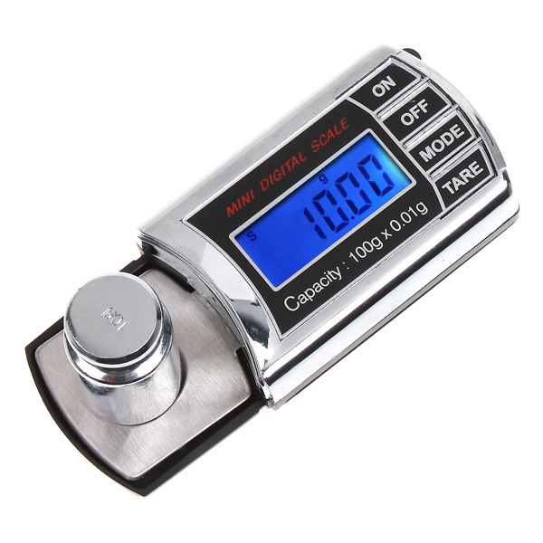 e3ff15ef78aa US $7.43 34% OFF|100g/0.01g Mini Digital Scales Balance Libra Pocket  Jewelry Portable Electronic Scales Jewellery Diamond Weight Weighting  Scale-in ...