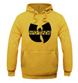 Primavera 2016 Moda Outono & Inverno MenCasual ClanHoodies Batman Hip Hop Wu Tang Moletons Masculino Ternos de Trilha SportsOutwear