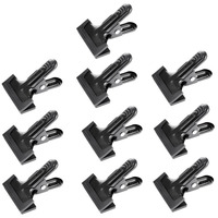 Neewer 10 Pack Set Heavy Duty Muslin Spring Clamps Clips 4 1 4 Inch For Photo