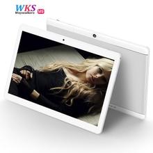 2017 новые waywalkers 10 дюймов Tablet PC 4 г LTE Octa core Android 6.0 Оперативная память 4 ГБ Встроенная память 64 ГБ Планшеты телефон 1920*1200 IPS GPS MTK8752