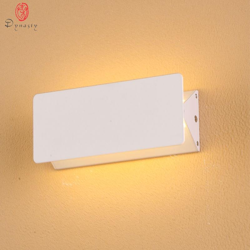 Dynasty İşıqlandırma Müasir Alüminium LED Divar lampaları - Daxili işıqlandırma - Fotoqrafiya 2