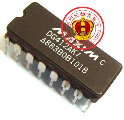 DG412AK/883  DIP8   MAX new lacywear dg 8 kpm