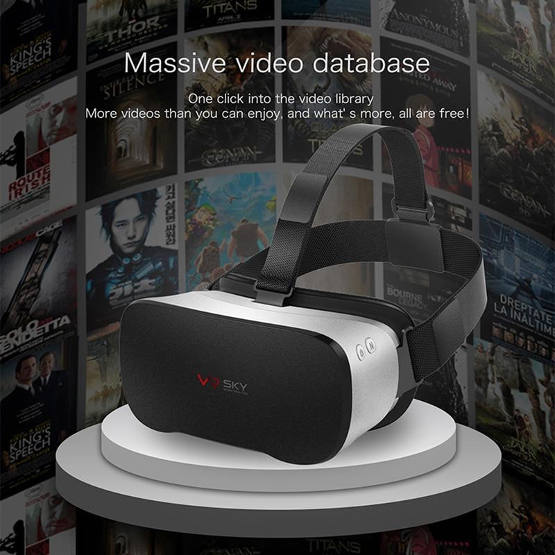 CX-V3 <font><b>All</b></font> <font><b>In</b></font> <font><b>One</b></font> <font><b>Headset</b></font> <font><b>Allwinner</b></font> H8 VR <font><b>Octa</b></font> Core 5.5 Inches 1080P FHD Display VR Immersive 3D Glasses Virtual Reality <font><b>Headset</b></font>