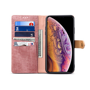 Image 3 - Luxury Crocodile Pattern Leather Case for IPhone XS Max XR XS X 8 7 6 6S Plus 8plus Card Holder Stand Flip Wallet Cover Lanyard