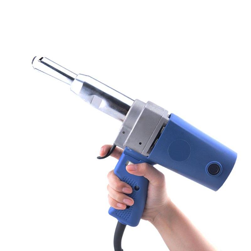 220 В Электрический заклепки пистолет клепальщик гайка тянуть инструмент core потянув клепки Средство подходит для 3 5 мм заклепки, Гвозди Бесп