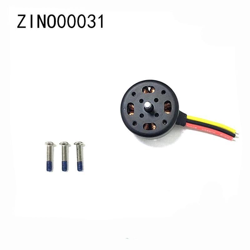 1PC For Hubsan Zino H117S Aerial Drone Quad Replacement Parts Original  Motor Engine Motor Drive Motor Accessories Repair Parts