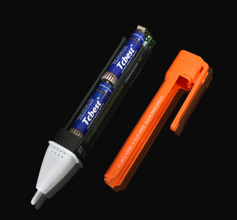 Professional Non Contact AC Voltage Detector in Pen Type useful for Electrician with Auto Power off Feature 7