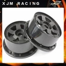 1/5 RC Car ,Front wheel hub (x2pcs/set) for baja 5b(General 5t/5sc)