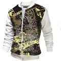 Jacket Men 2016 Spring Autumn Fashion  Varsity Jacket Stylish Mens Slim Fit Jackets Veste Homme
