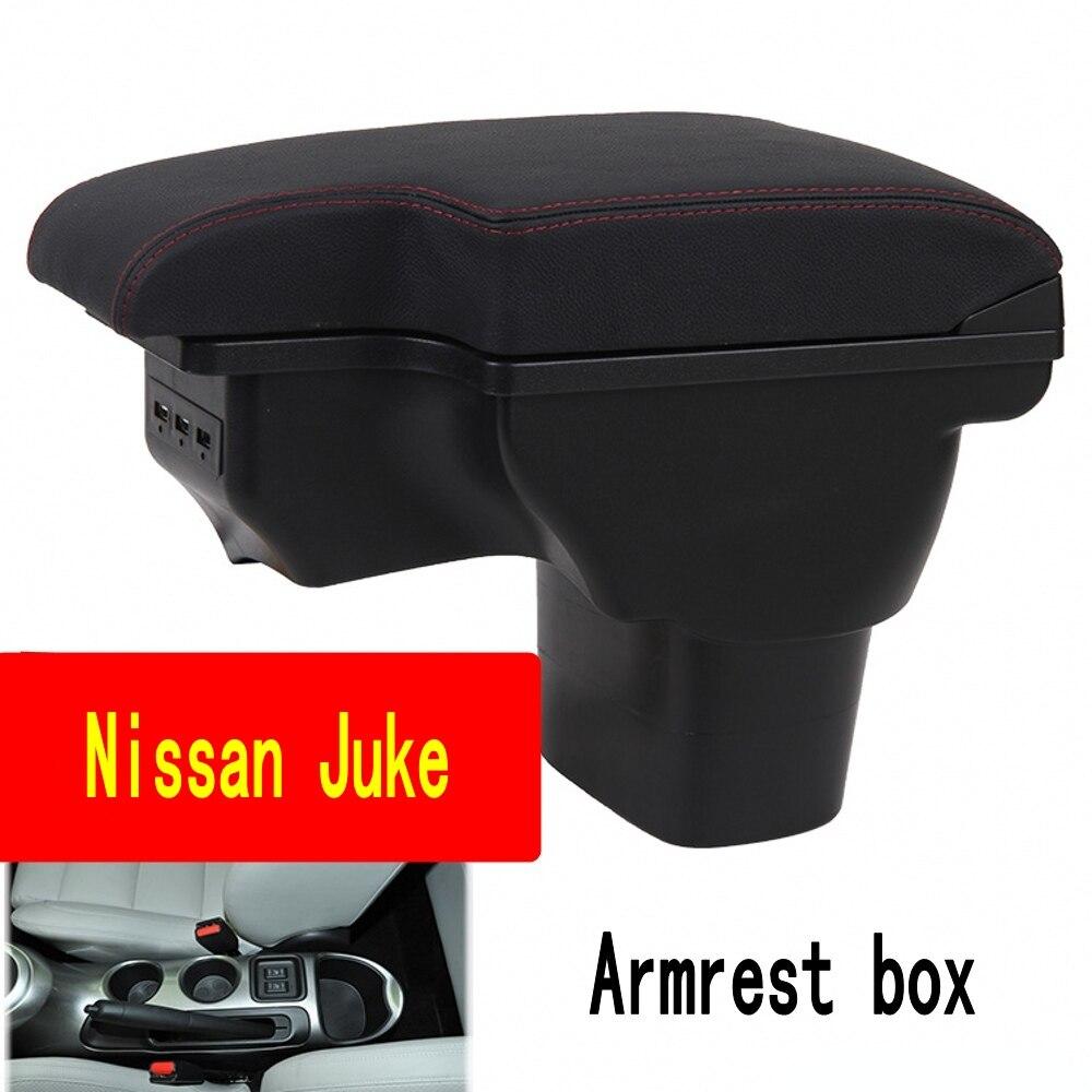 Para NISSAN Juke caixa Apoio de Braço