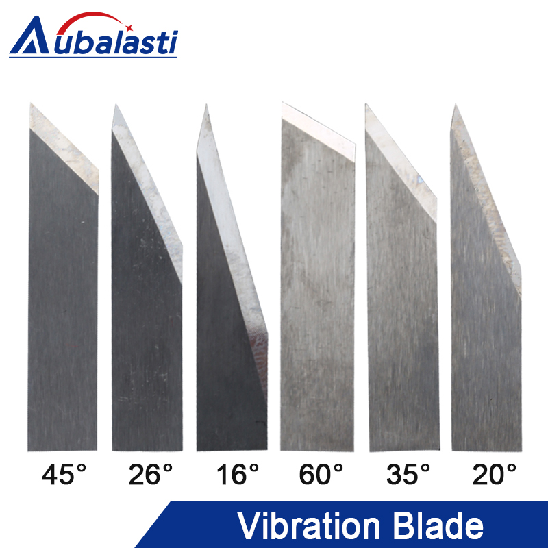Rui Zhou Vibration Knife Cutting Machine Blade  Cutter Head Single Blade Double Blade 16 Degree 26 Degree 45 Degree