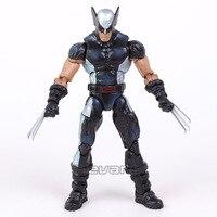 Orijinal logan action figure yüksek kalite marvel super hero deadpool pvc gevşek şekil oyuncak 16 cm