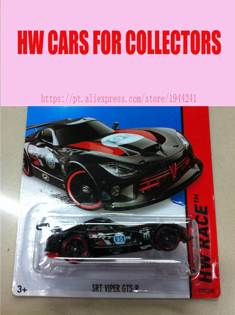 1:64 SPT Viper GTS-R Metal Alloy Model For Colecte...
