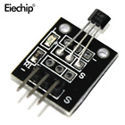 10pcs/lot KY-003 Standard Hall Magnetic Sensor Module for Arduino AVR Smart Cars PIC Good KY 003 New