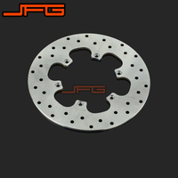 Motorcycle Outer Diameter 240mm Stainless Steel Rear Brake Disc Rotor For BMW F650 1993 2009 F650CS F650GS F650ST F 650 GS Daker