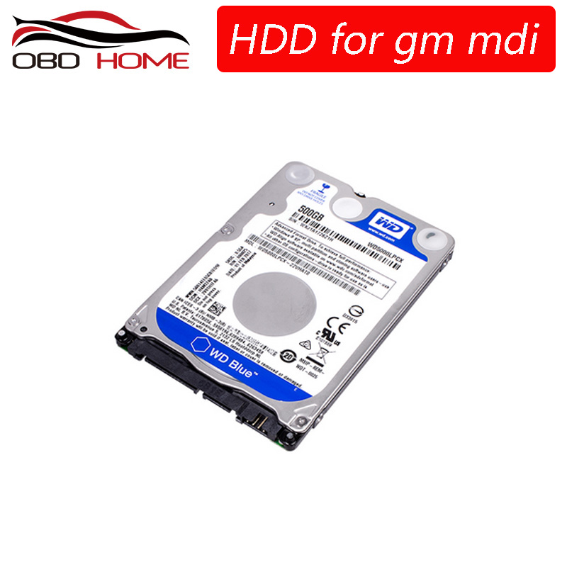 2018 Diagnostic tool v2018 9 2 hdd for gm mdi A Quality free shipping