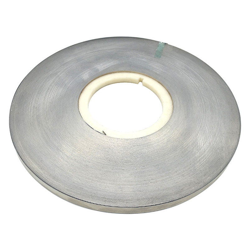 1KG Nickel Plated Steel Strip Nickel Plate Strap Strip Sheets For Battery Spot Welding machine Welder Equipment